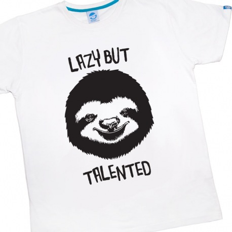 Unisex T-Shirt Lazy but Talented